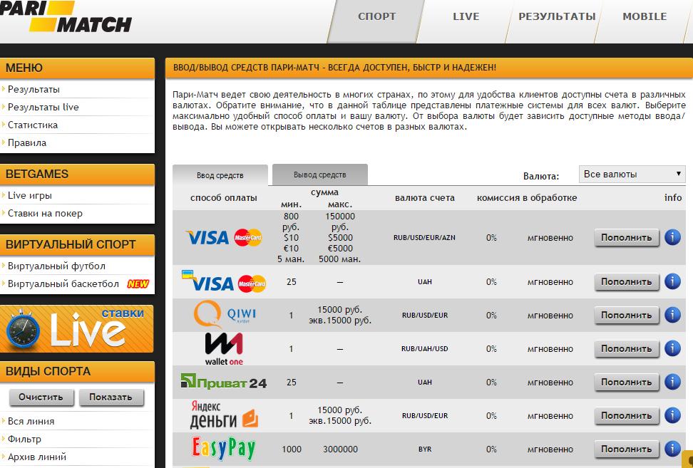 официальный сайт как вывести деньги с азино